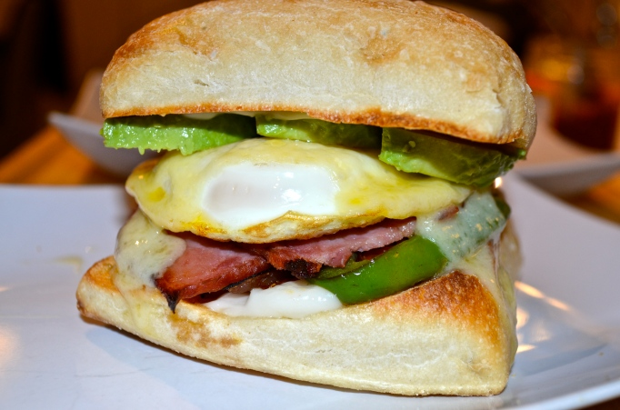 The ULTIMATE Breakfast Sammy