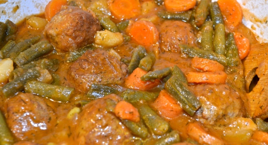 Buranija (Green Bean Stew)
