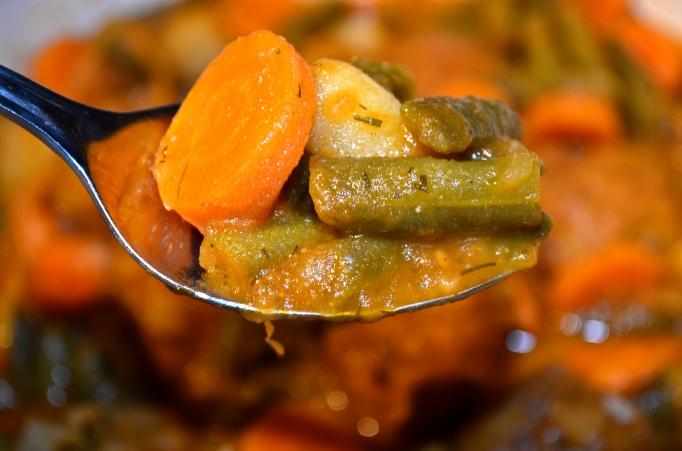 Buranija (Green Bean Stew)