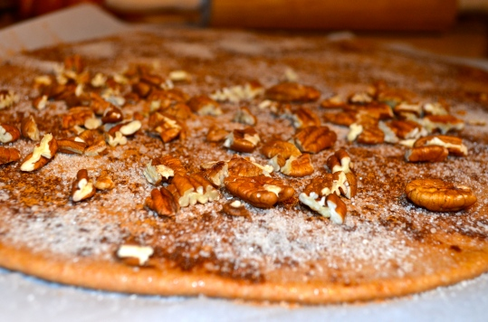Easy Healthier Cinnamon Rolls