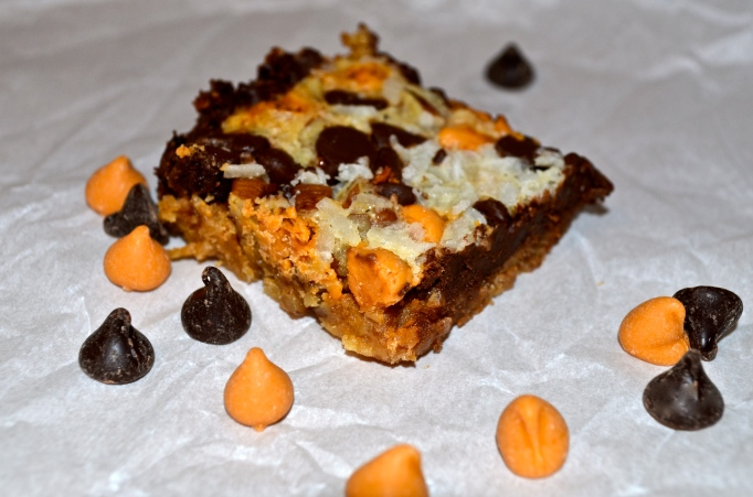 Magic Bars (7-Layer Bars)