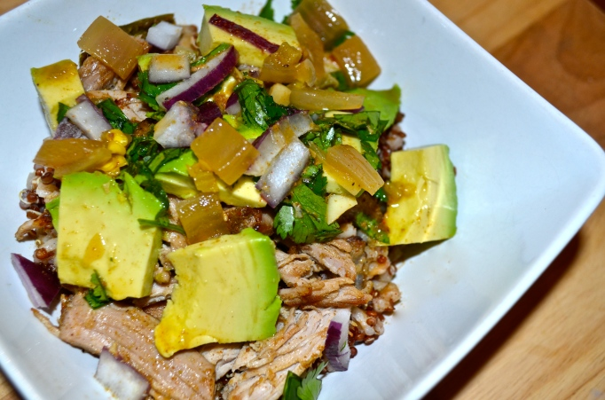Crock pot Carnitas