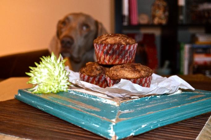 Cinnamon Swirl Muffins
